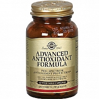 Солгар Антиоксидантная формула 870 мг 60 капсул Solgar Advanced Antioxidant Formula